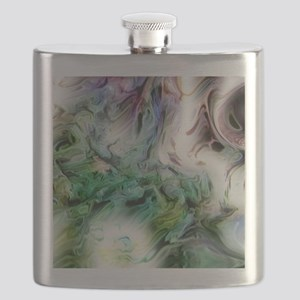 Cosmic Mountains Flask